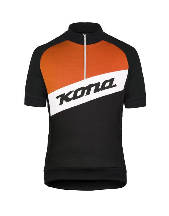 Kona Maillot de Ciclismo Personalizado de lana merina