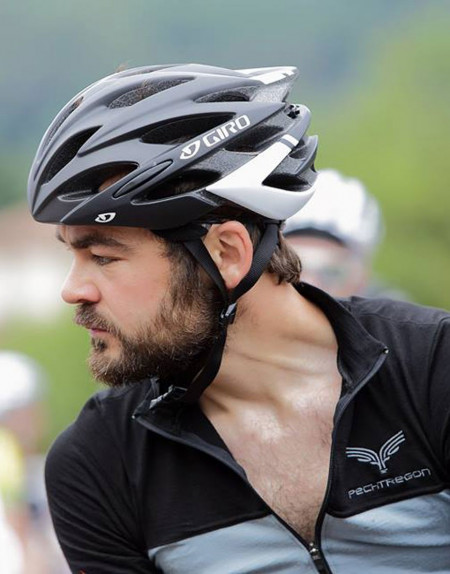 Pechtregon Merino Wool Custom Cycling Jersey - Concours de Machines