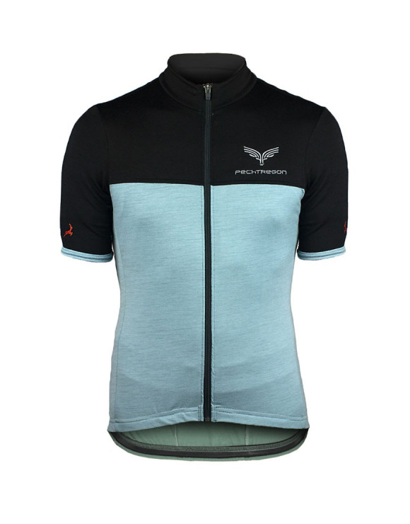 Pechtregon Merino Wool Custom Cycling Jersey