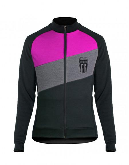 Canadian Winnipeg CX Championshisps Custom Merino Wool Cycling Jersey