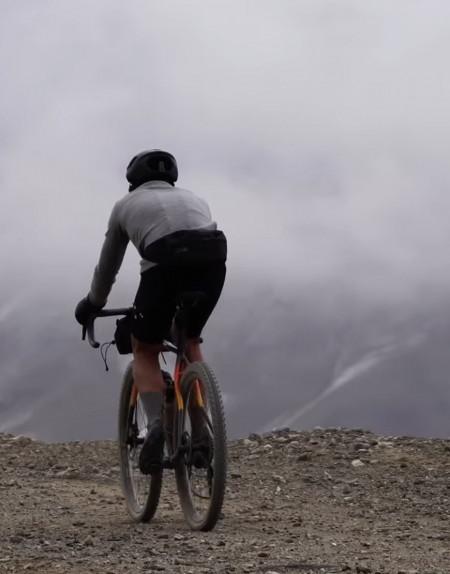 The Service Course Custom Merino Wool Cycling Jersey